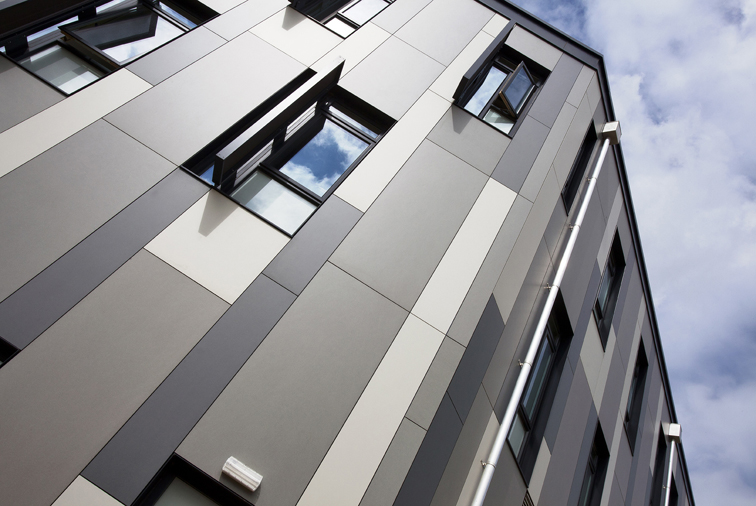 Fibre Cement Board Cladding