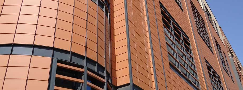Terracotta Tile Cladding
