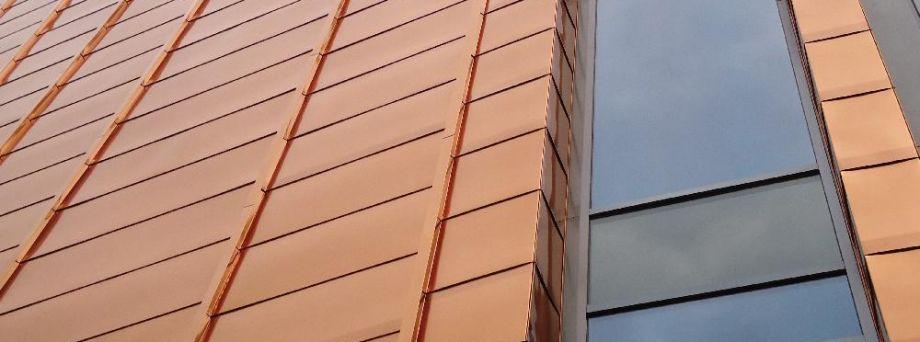 Classic Copper Cladding